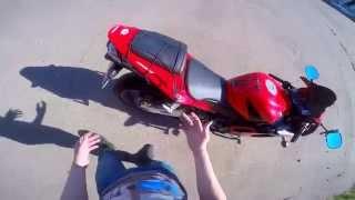 Honda CBR600RR 2003 Тест-драйв мотоцикла(Привет! Я Multi Joger. Снимаю мотобудни (мото видео блоги), делаю обзоры на экипировку и различную технику. Езжу..., 2015-06-11T07:38:42.000Z)