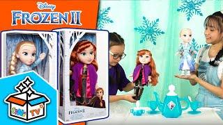 Khám phá bộ sưu tập búp bê Nữ Hoàng Băng Giá Frozen 2 của Jakk Pacific
