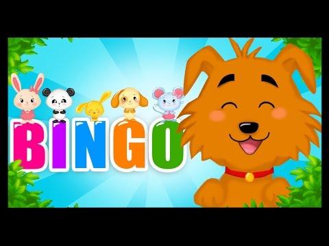 Bingo en français - Compilation de comptines et chansons pour les enfants - Titounis