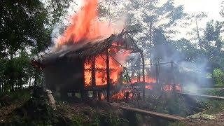 Los pueblos rohingya arrasados a los que la ONU no puede entrar