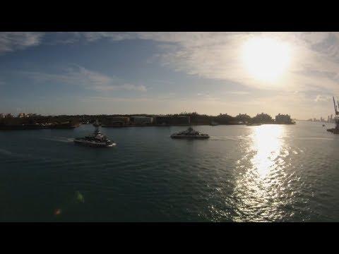 miami,-florida---norwegian-jade-departs-portmiami-time-lapse-(2019)