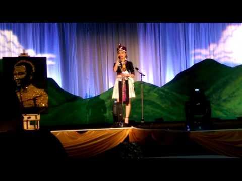 Miss Hmong Wisconsin 2016 Pakou Lor-Talent