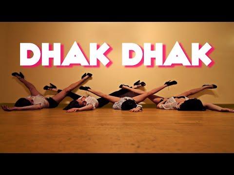 Dhak Dhak Karne Laga | Guilty Pleasures Cabaret | BOLLYWOOD ON HEELS