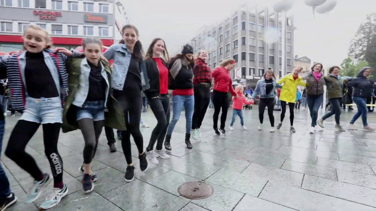FLASH MOB CHUR 2019