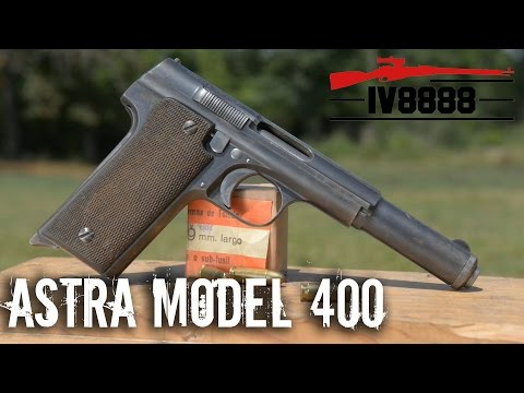 Astra Model 400