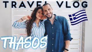Travel vlog - Thasos | НОВА кола, ВТОРИЯТ ми бизнес и CHEAT DAY