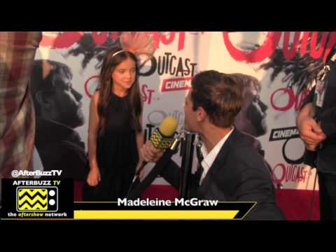 Madeleine McGraw   Outcast Season 1 Premiere