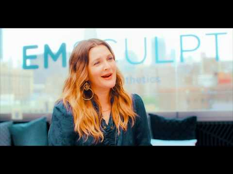 "Drew Barrymore & Emsculpt® : ""All The Cool Girls Are Doing It."""