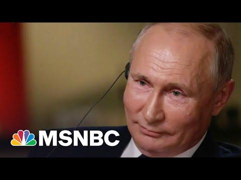 NBC News Exclusive: Putin Responds To Being Called 'Killer' By Biden