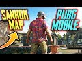 Brand new SANHOK MAP 0.8.0🔥| PUBG Mobile INDIA | Playing in mobile...
