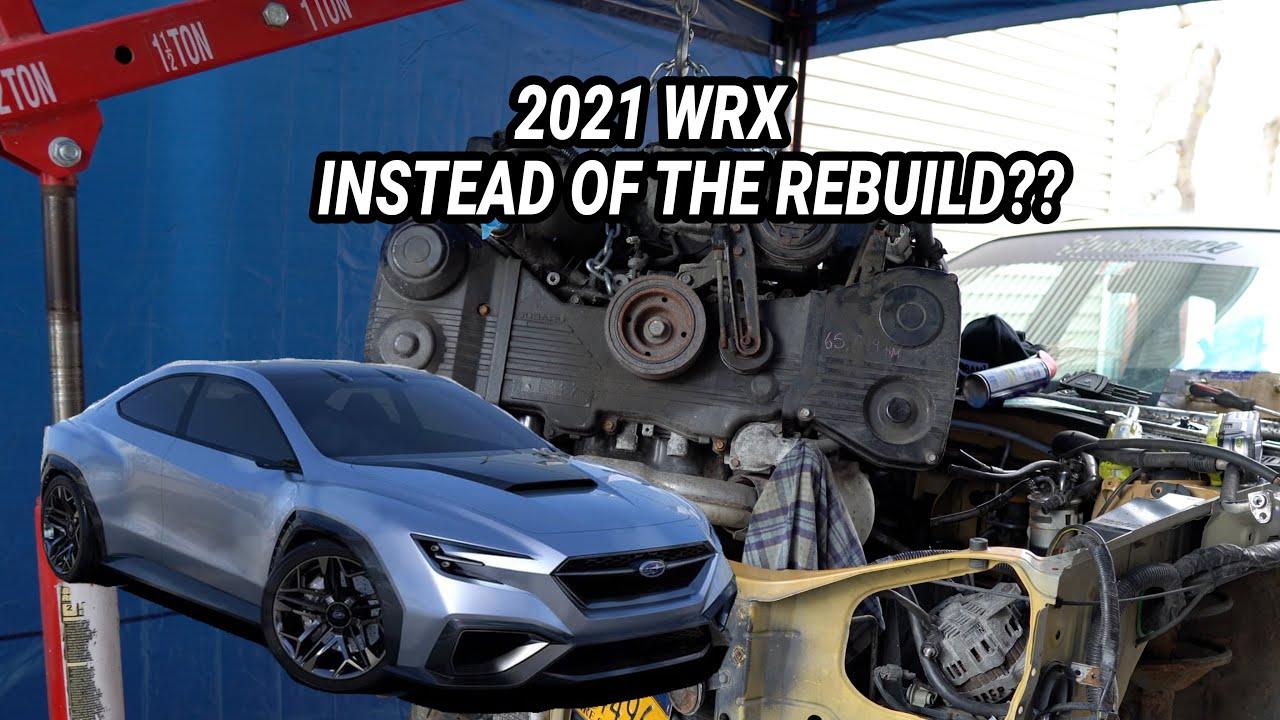 subaru wrx engine pull  should i buy 2021 subaru wrx