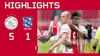 Highlights | Ajax - sc Heerenveen | Eredivisie