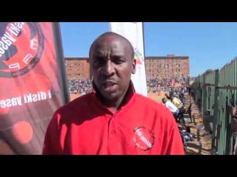 Percy Ndaba - Tournament Director
