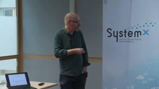 Seminar@SystemX - Laurent Fribourg - Synthèse de contrôle d'automates hybrides