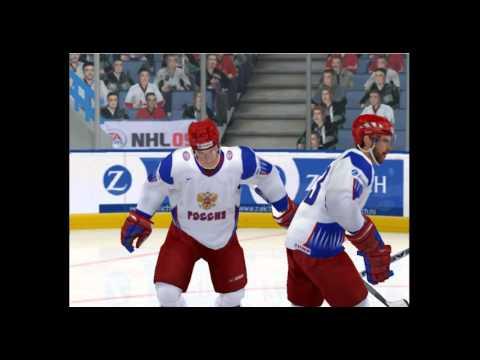 KHL 2012 РОССИЯ 7:4 КАНАДА ЧЕМПИОНАТ МИРА