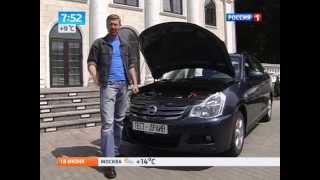 2014 Nissan Almera / Тест-драйв