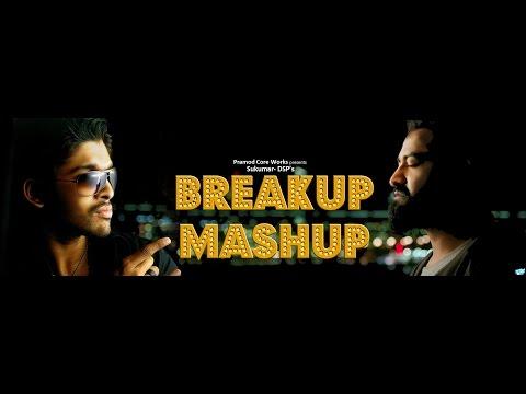 Breakup Mashup Video Song   Jr.NTR   Allu Arjun   DSP   Sukumar