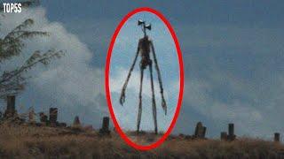 The REAL Scary Origin Behind Siren Head...