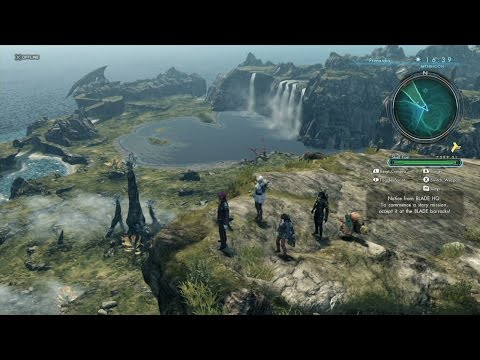 Xenoblade Chronicles X: Giant Bomb Quick Look