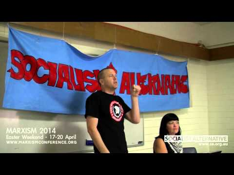 Panel: Censorship in Australian publishing (with Jeff Sparrow and more) @ Marxism 2013