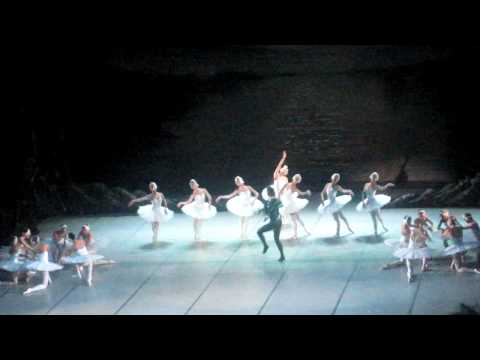 Swan Lake at Odessa Opera and Ballet Theatre