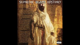 Jay NiCE & THE HISTORIAN - SUPREME BLACK HISTORY (full album)