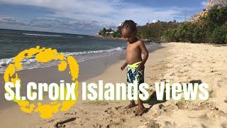 Breathtaking Views On St.Croix Virgin Islands 🇻🇮