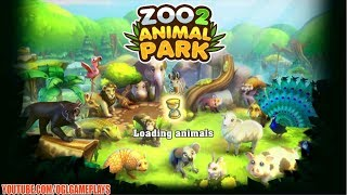 Zoo 2: Animal Park Android iOS Gameplay (By upjers GmbH)