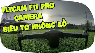 LKRC - Review Flycam F11 Pro Camera Siêu Nét | Trải Nghiệm Thực Tế