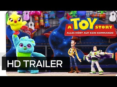 A TOY STORY: ALLES HÖRT AUF KEIN KOMMANDO - Teaser Trailer (deutsch | german) | Disney•Pixar HD