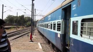 19024 Firozpur janta express with 30025