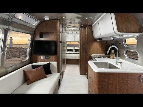 New Airstream Globetrotter 2018 Youtube