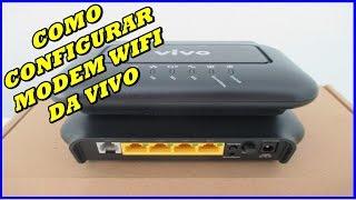 Veja Como Configurar o Modem WiFi da Vivo Speedy
