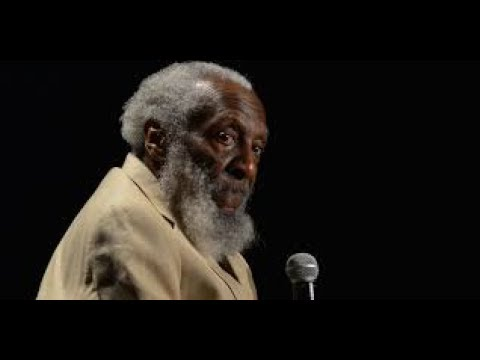 Dick Gregory 2017 The black conspiracies of the government are terrifying