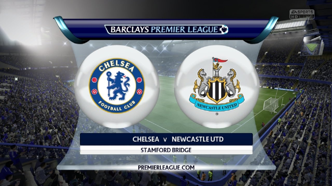 Image result for Chelsea vs Newcastle United
