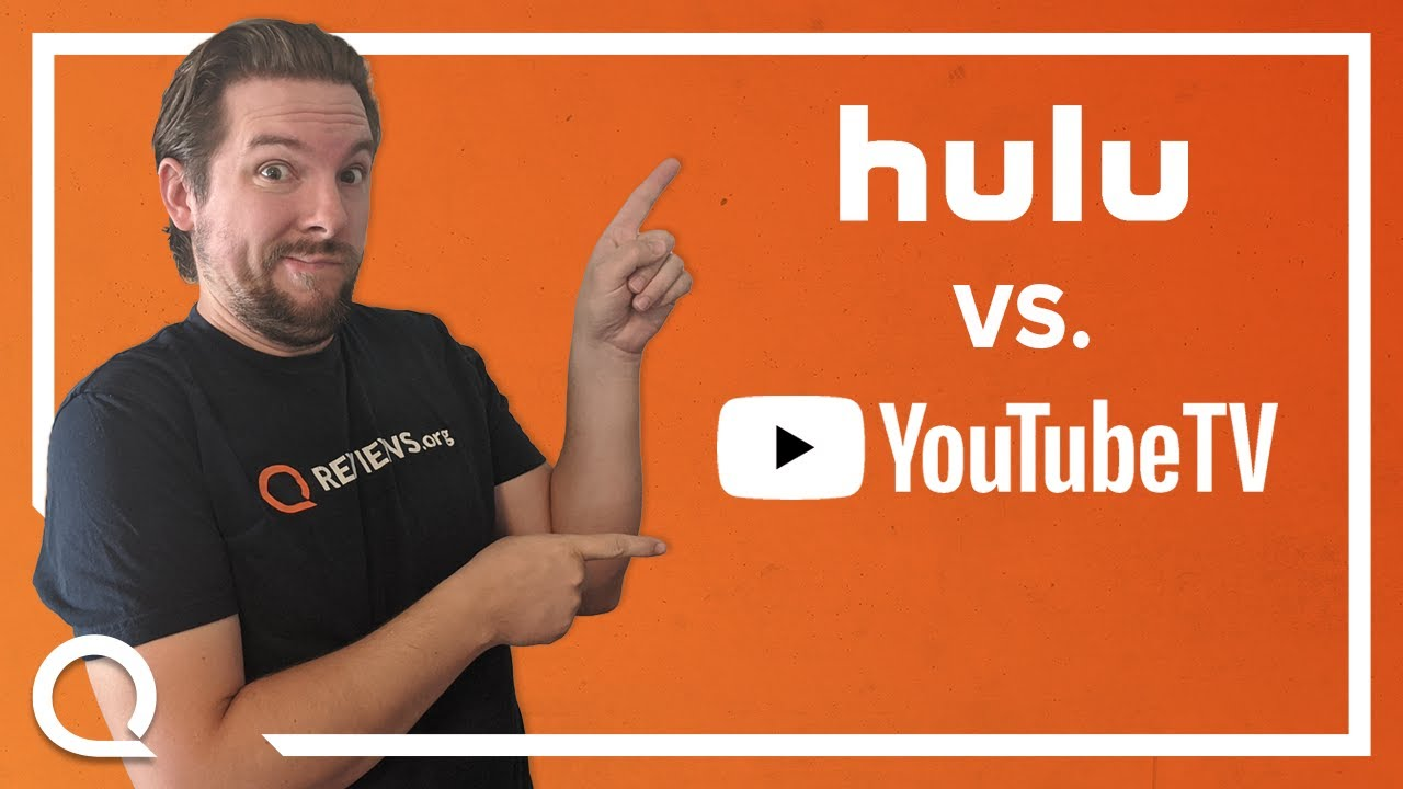 Hulu Live Vs Youtube Tv Which One Is Better In 2020 Youtube