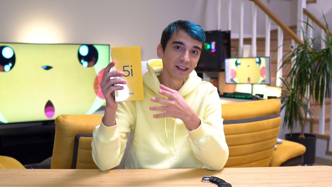 Bu Fiyata Bu Telefonu Nasıl Yapmışlar? Realme 5i İnceleme