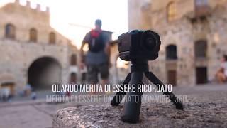 Garmin 360 experience - San Gimignano