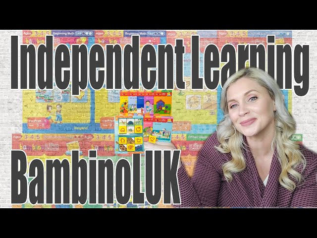 HOW TO ENCOURAGE INDEPENDENT LEARNING WITH BAMBINOLUK | Secular Curriculum Review | Timberdoodle Kit