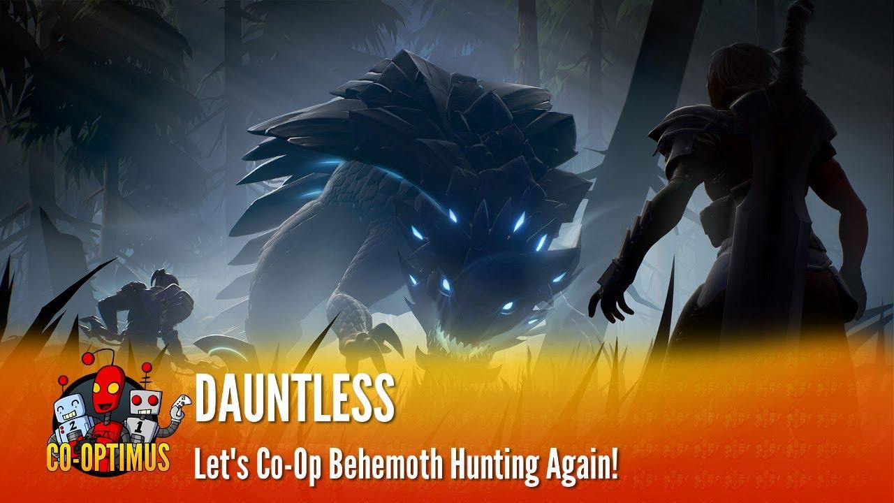 Co-Optimus - Video - Dauntless Stream Recap and Updated Impressions