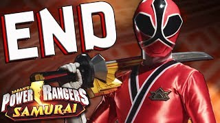 Power Rangers Samurai Part 10 Ultimate Duel! Nintendo Wii (Co-op) Walkthrough