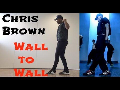 Chris Brown  Wall to Wall  Choreography DANCE  BRASIL  Fã dança