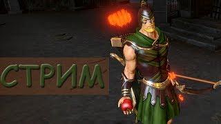 Infinite Crisis - Стрим за Зеленую стрелу | Vemont Game