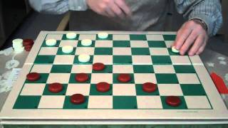 THE FIFE OPENING...CHECKERS AND DRAUGHTS