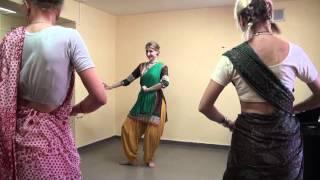 """Ознакомительный семинар """"Классич. индийский танец"""""""