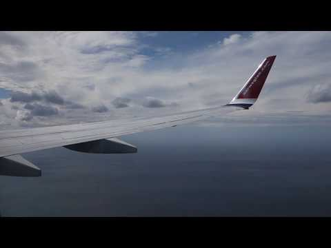 ✈ Norwegian - Boeing 737-800, ARN - VBY ✈