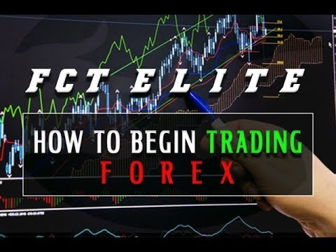 How to get started forex trading