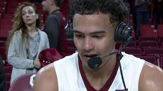 Oklahoma's Trae Young admits he had to settle down in second half vs. Texas Tech | ESPN
