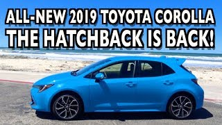 2019 Toyota Corolla Hatchback on Everyman Driver