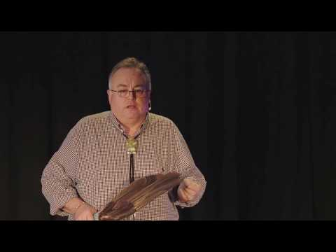 Arkansas is a Quapaw word | John Berrey | TEDxUniversityOfCentralArkansas